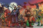 Masters of the Universe by davidjcutler