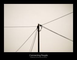 Connecting People by KDEWolf