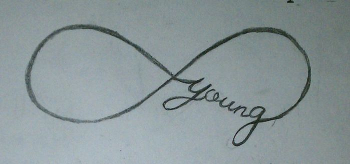 Forever Young Tattoo by SweetMidnyteKiss