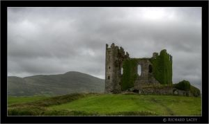 Ballycarberry Castle HDR by RichyX83