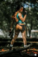 Lara Croft - Classic cosplay by NayigoCosplay