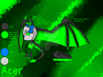 Scalesona Ref: Acer  (Version 1) by 0-Acerlot-0