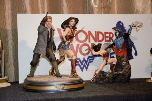 Wonder Woman DC Collectibles at SDCC 2016 by Nerdgeist