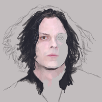 Jack White by JIOISIHI