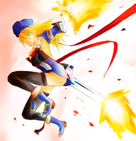 Noel Vermillion by 4rca