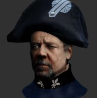 Javert by dentonvanzan