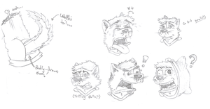 Some of Udolph's Random Emotions... by The-Tree-Admin