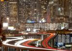 San Francisco, arteries and veins by alierturk