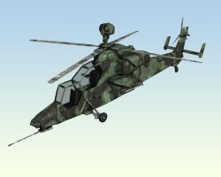 Combat Helicopter MK1.1 by eRe4s3r