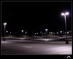 The Lit Parking Lot by VIAESTA