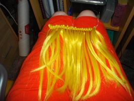 Hand Made Wefts by MalteseSparrow
