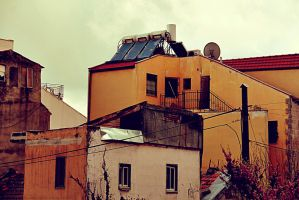 Yellow house by st277