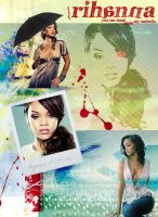 Rihanna by Angrod7