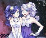 Lonely Star - Gemini Twins by junosama