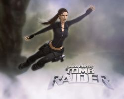 Tomb Raider by Halli-well