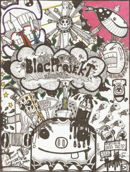 BlacProjekt by balljacked777