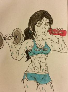 Stay Fit my Friends. by dcb2art