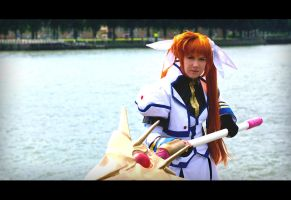 Nanoha - Stand by Ready! by Iloon-Creations