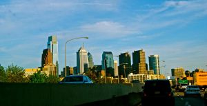 Philadelphia Skyline by ryguylovesbacon