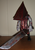 Silent Hill - Pyramid Head by Yamallow