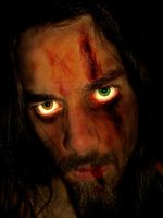 Jesus Christ - the damned by LugburzOxay