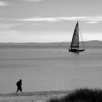 sail and walk by awjay