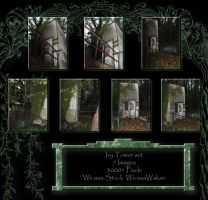 Ivy Tower set wicasa-stock by Wicasa-stock