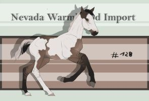 Nevada Warmblood 128 by BRls-love-is-MY-Live