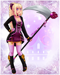 Magical Girl Arianna by Krisseh-poo