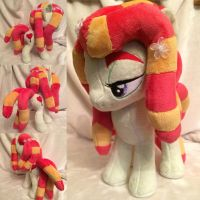 Tree Hugger Plush by Zombies8MyWaffle