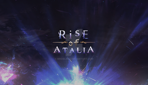 Rise of Atalia - Logo by MrZielsko
