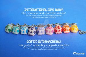 International giveaway! by KPcharms