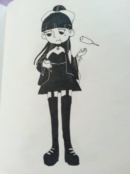 Urban Witch by chubbynugget