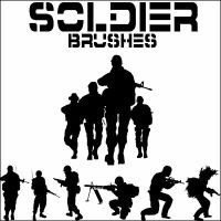 Soldier Brushes by BacklashCBD