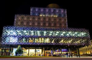 Library of Birmingham by Horroromance