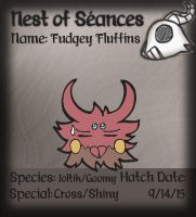Nest of Seances- Fudgey Fluffins App by RadMadisaur