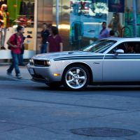 Dodge Challenger by AbdoHad