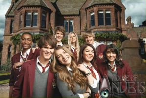 house of anubis by raykel455
