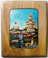 Old Tbilisi  600$ by likaart
