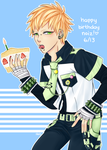 Happy Bday Noiz! by shiniXIII