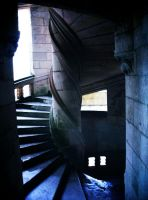 Stairs of Illusion by Littleblue22