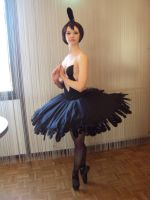 Princess Tutu: Rue Cosplay by SuperRainbowSakura