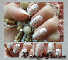Vintage Nailart by xRixt