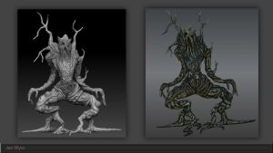 Demon Tree 4 by seriousx9