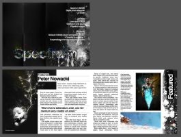 Spectrum Magazine by velendil