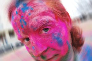 The Color Run 25 by SublimeBudd