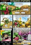 Bulding Frenzy by Transformers-Mosaic
