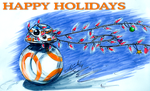 Happy Holidays. by the-ChooK