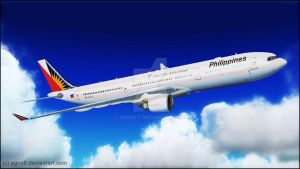 Airbus Philippines by agnott