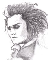 Sweeney Todd by ckrower